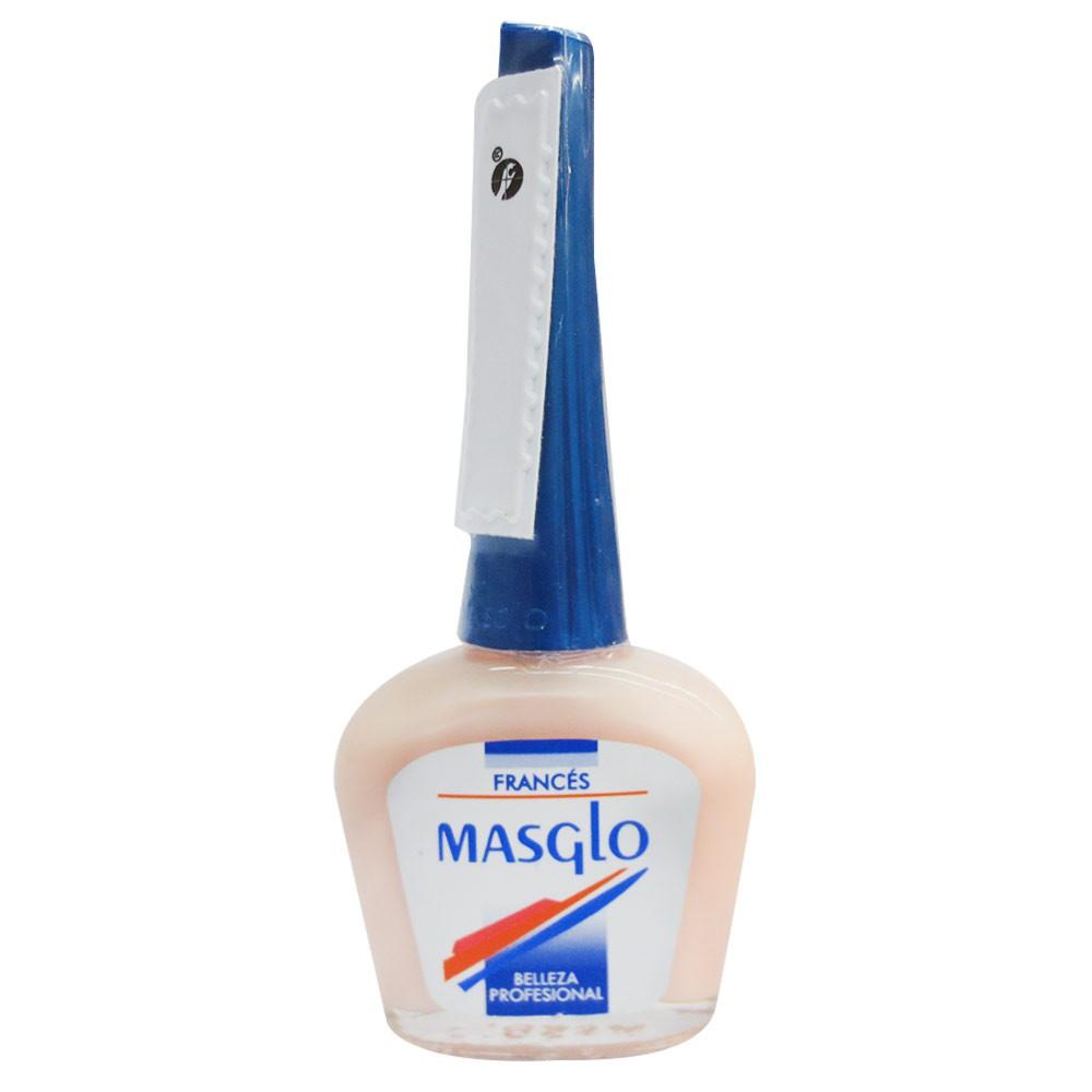 Esmalte para uñas Masglo francés