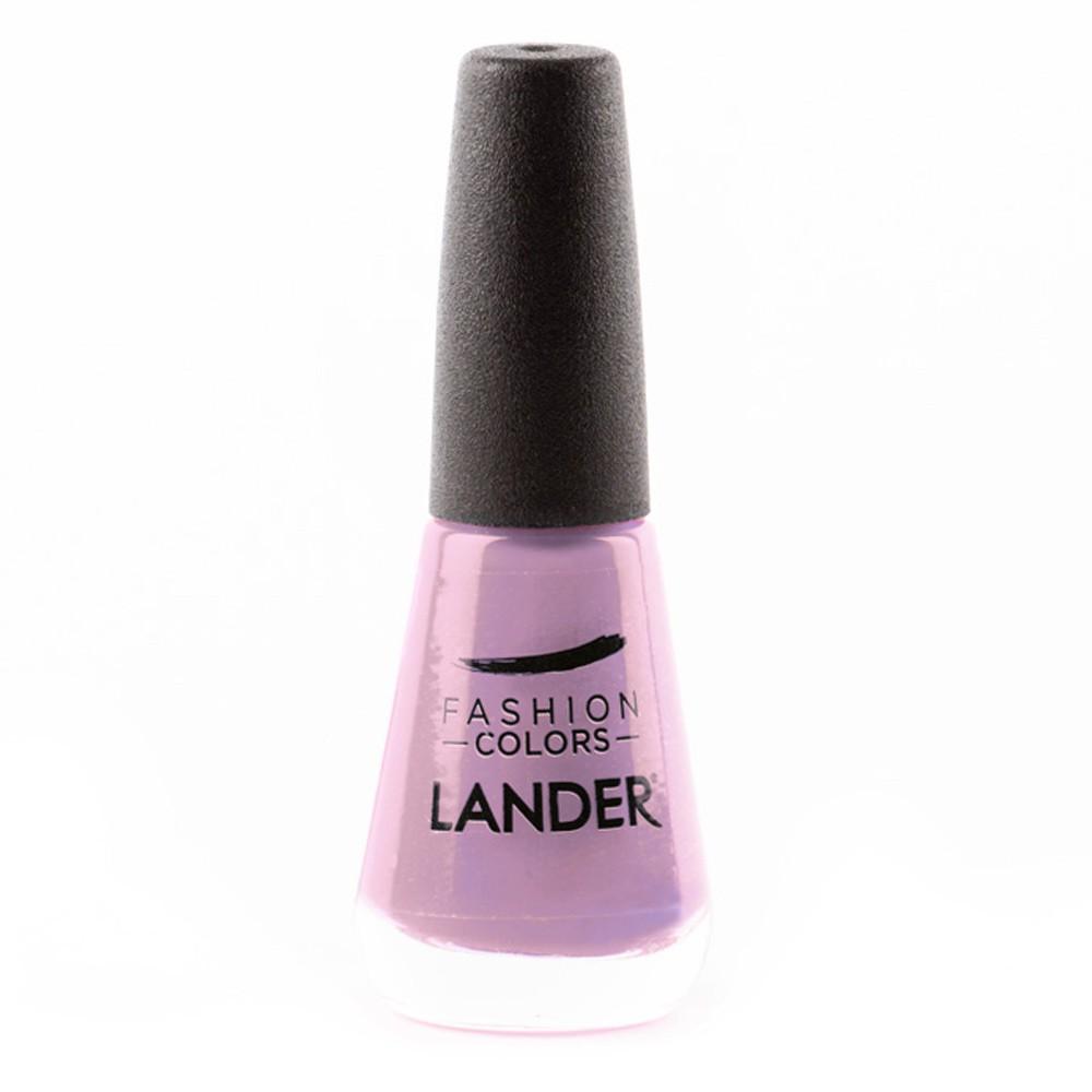 Esmalte Lander fashion colors tono 17