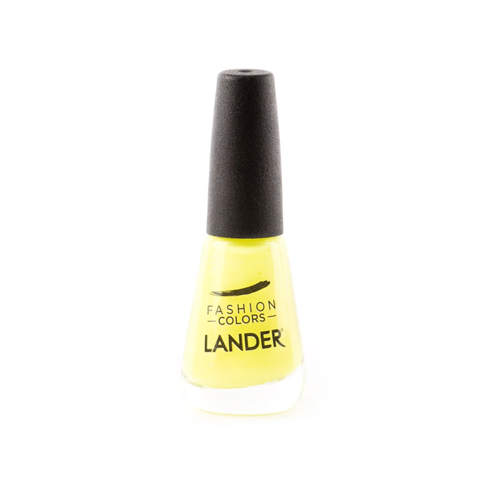 Esmalte Lander fashion colors tono 55 cremoso