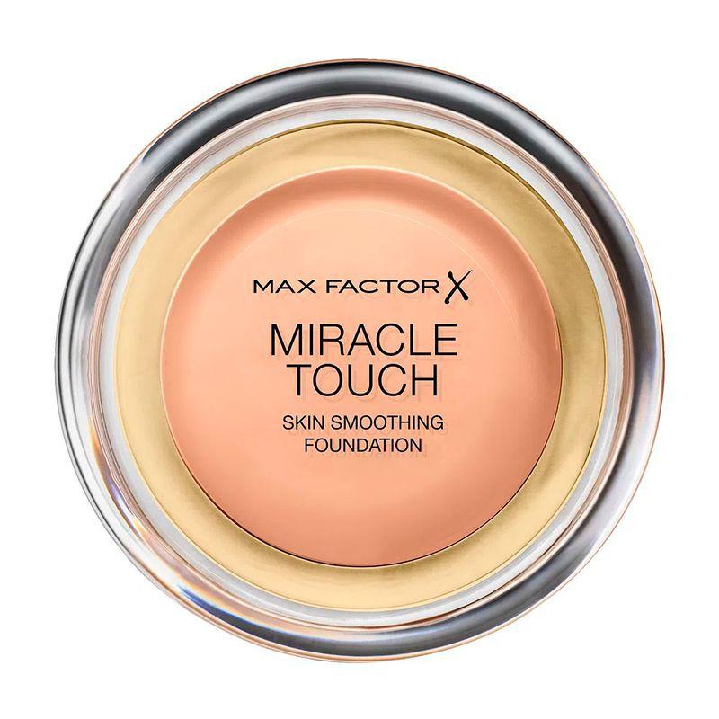 Base compacta miracle touch tono 60 SPF 30