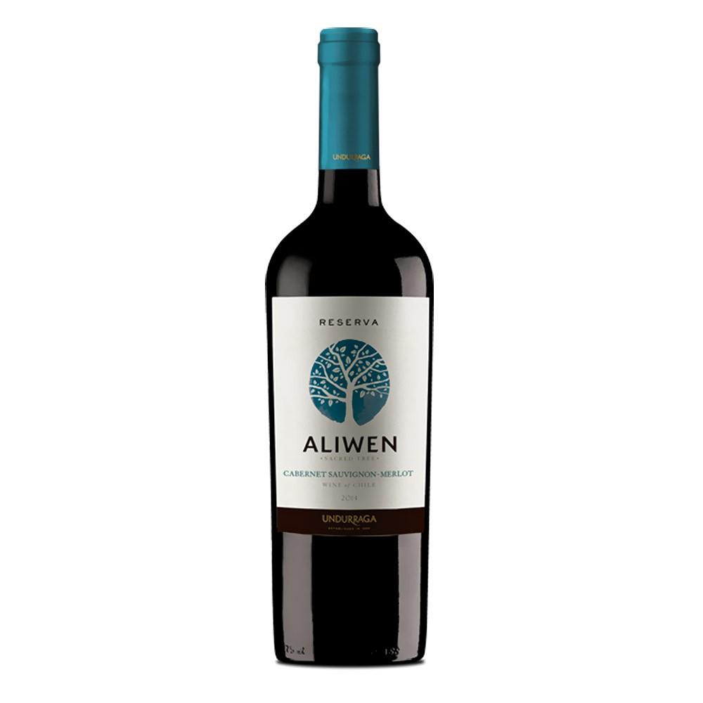 Vino Aliwen Cabernet Savignon - Merlot