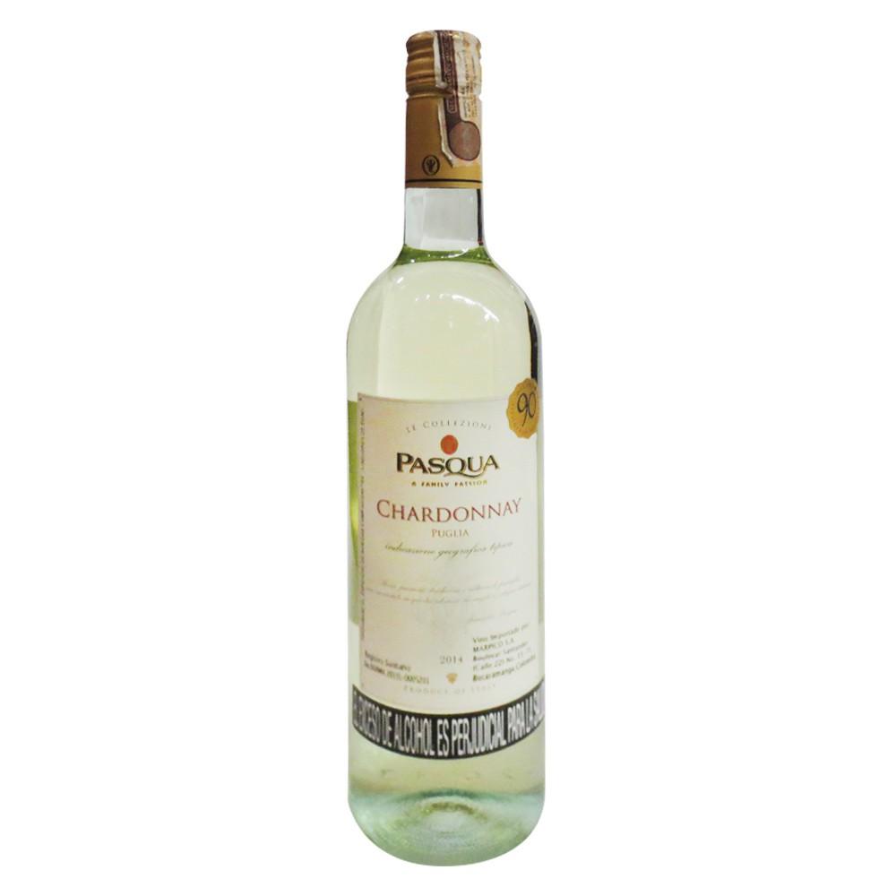 Vino Blanco Di Puglia Chardonnay Pasqua