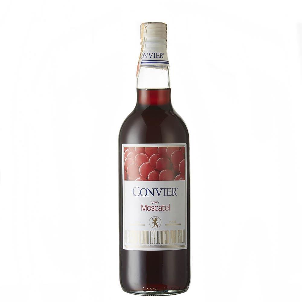 Vino moscatel Convier botella