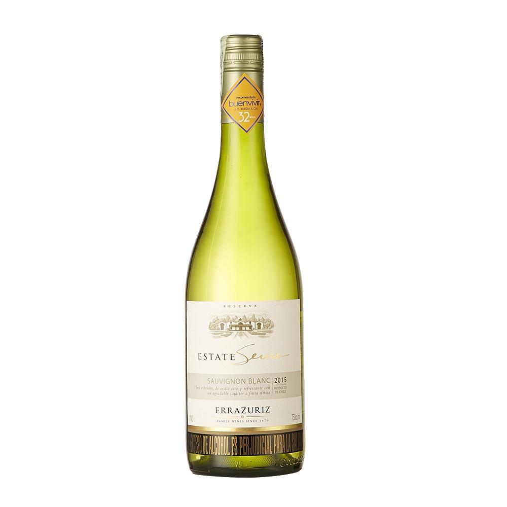 Vino errazuriz estate series sauvignon blanc x 750 ml