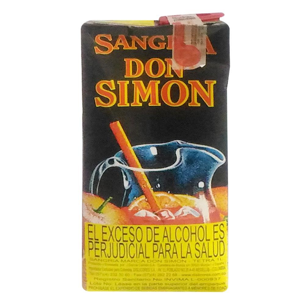 Sangría Don Simón