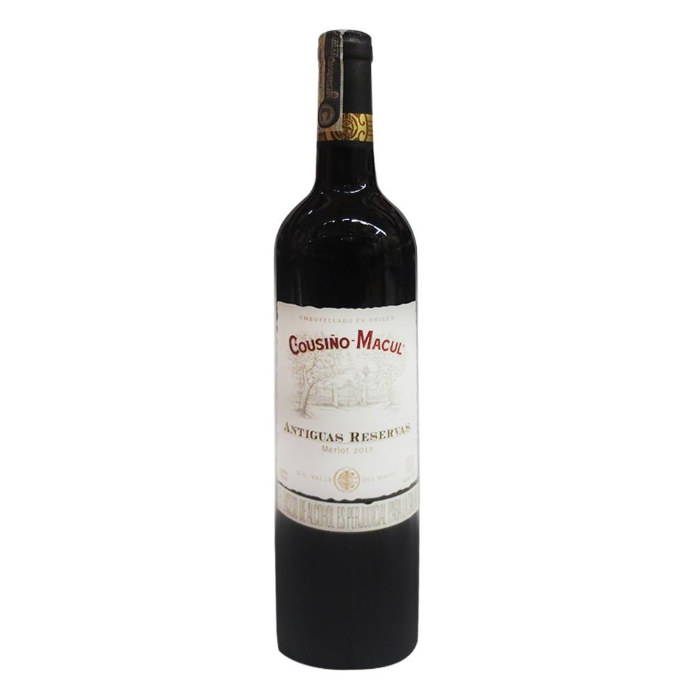 Vino Cousino-Macul Merlot Antiguas Reservas