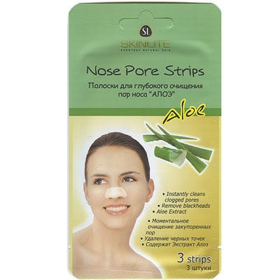 Mascarilla Nose Pore Strips