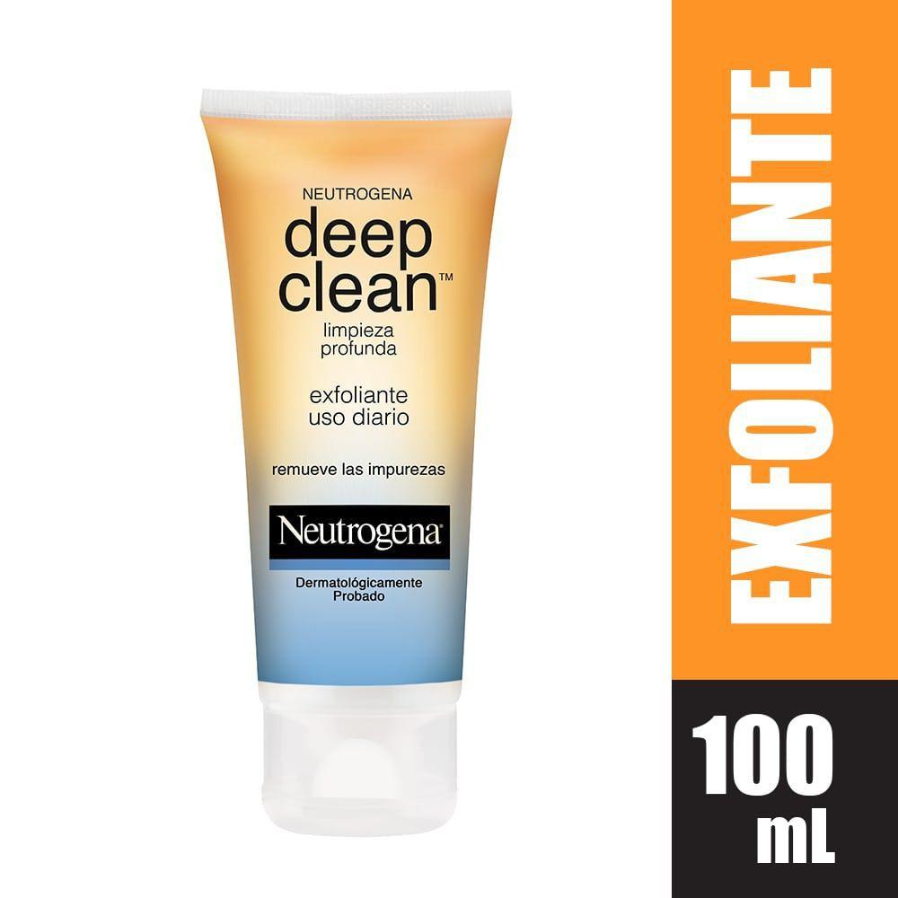 Exfoliante deep clean energizante