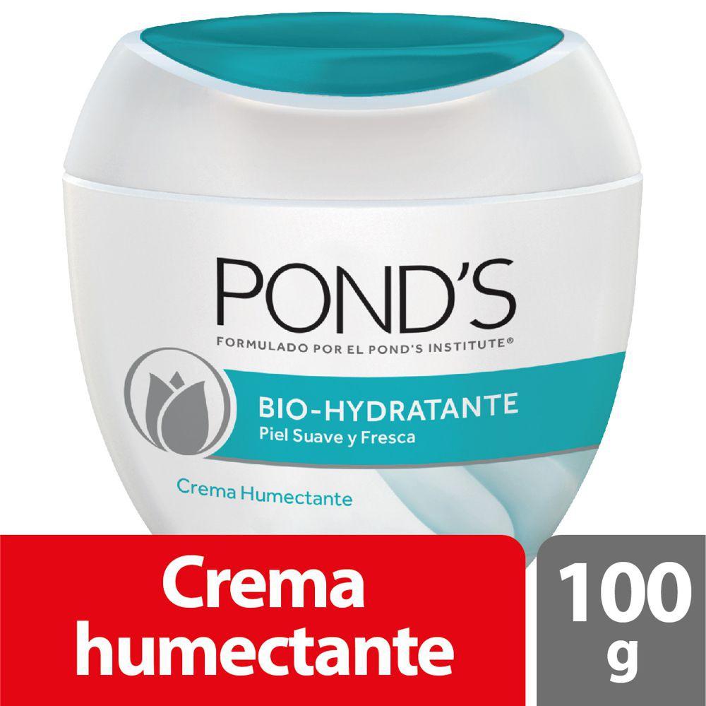Crema humectante biohidratante