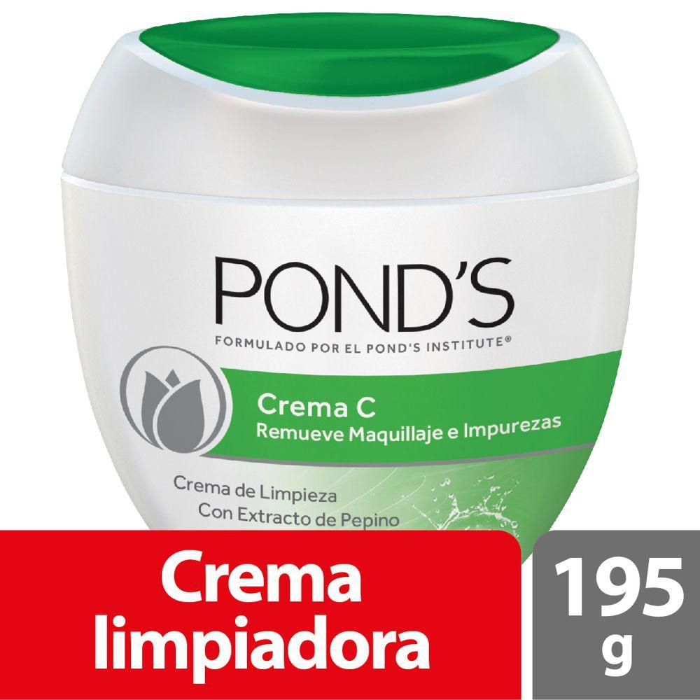 Crema desmaqullante con pepino