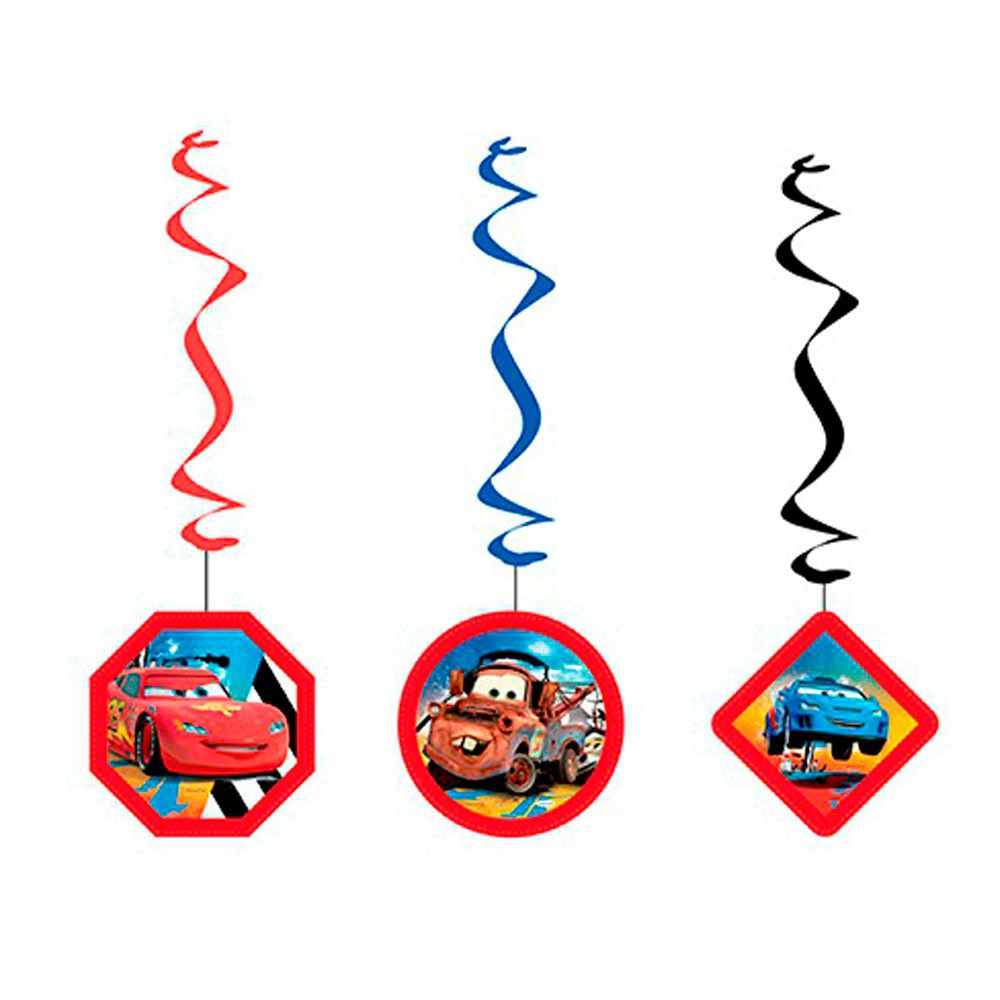 Espirales Cars 3