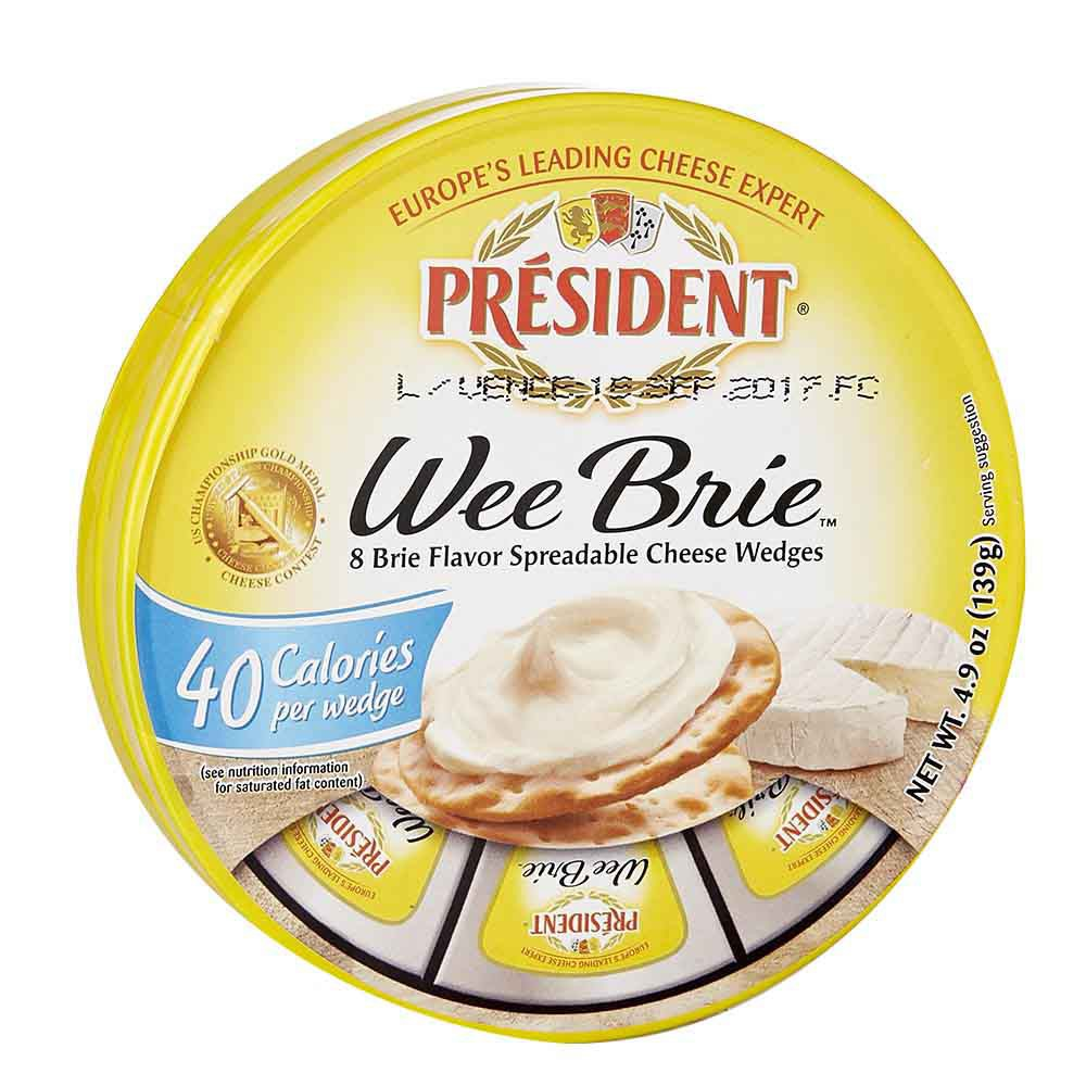 Queso Wee Brie President