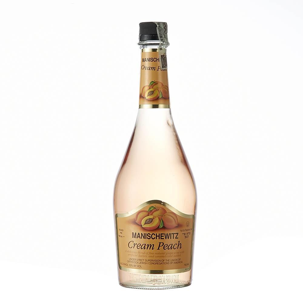 Vino Manischewitz Cream Peach