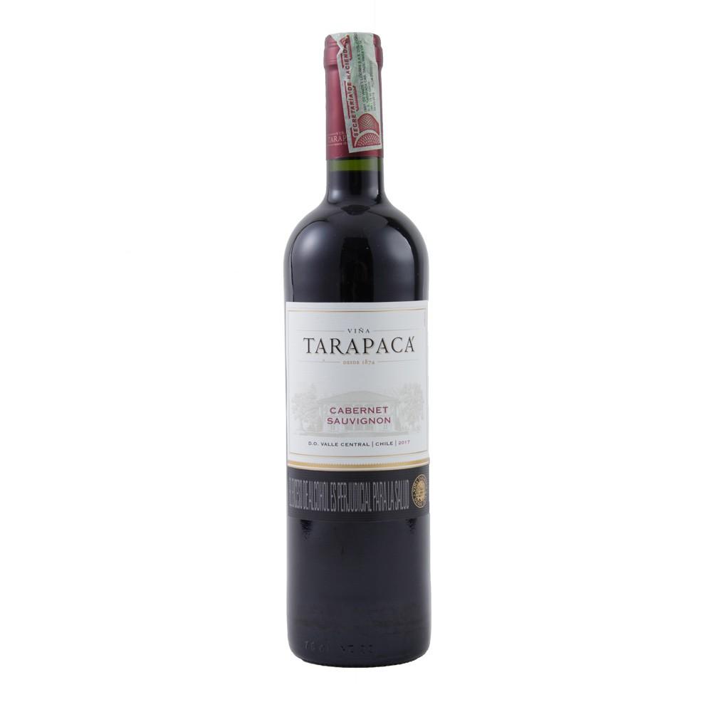 Vino Tarapaca cabernet sauvignon botella