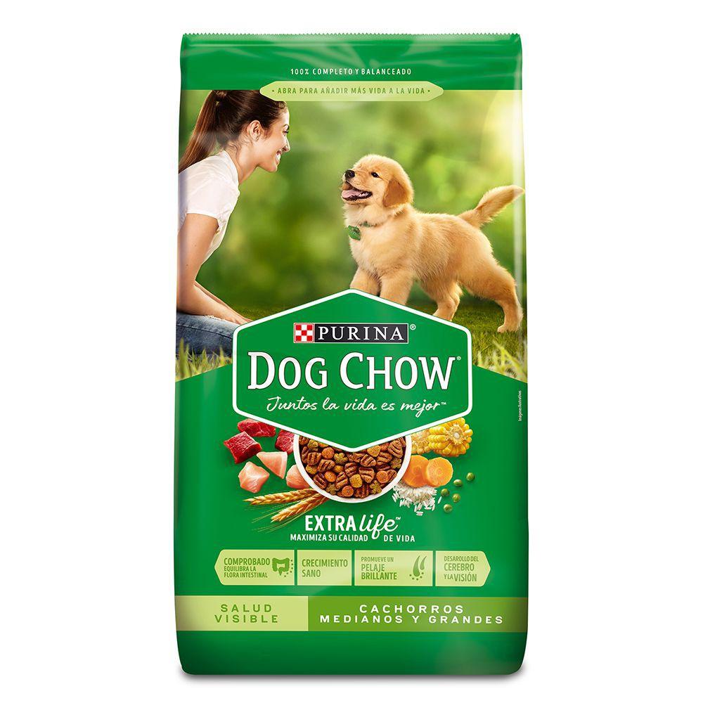 Dog Chow Cachorros Medianos Grandes 4 Kg 4 kg