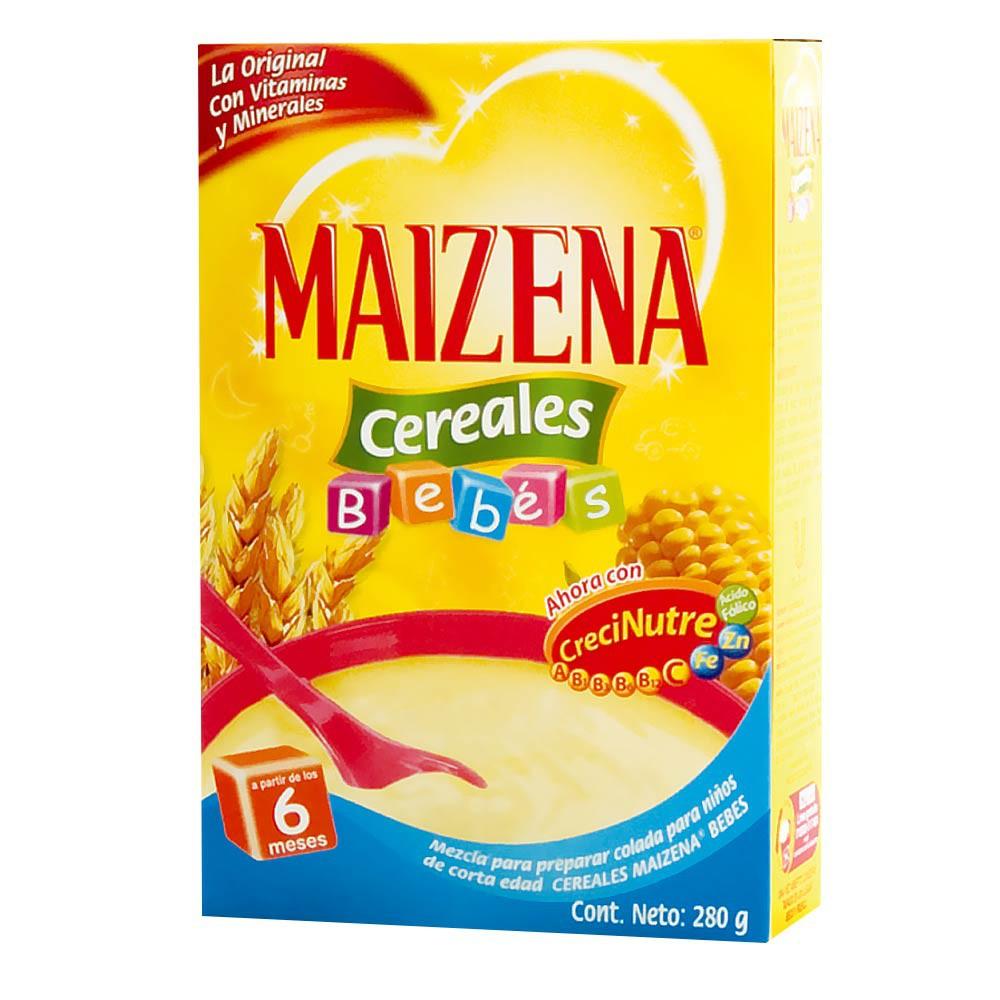 Cereal Bebe Maizena