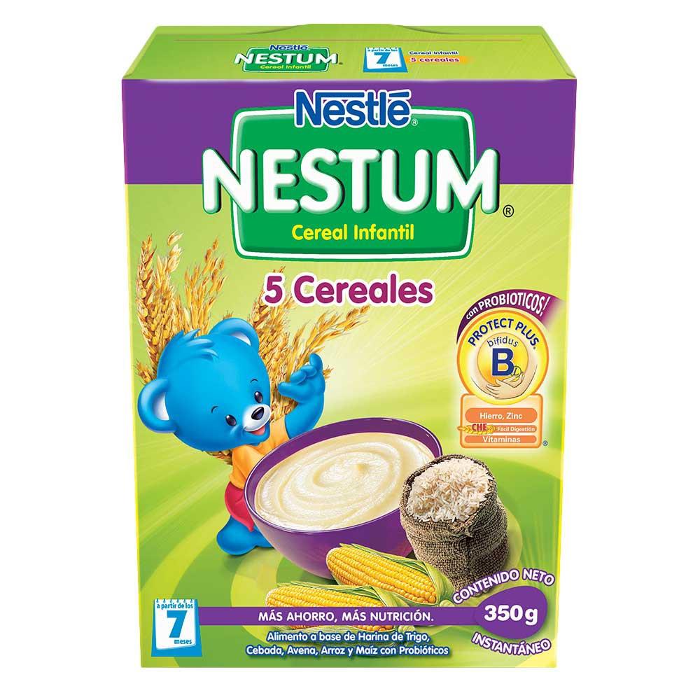 Cereal infantil 5 cereales