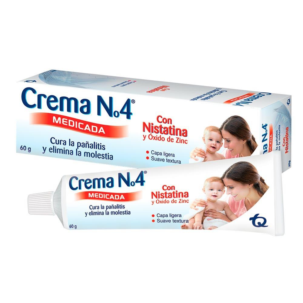 Crema No4 Medicada