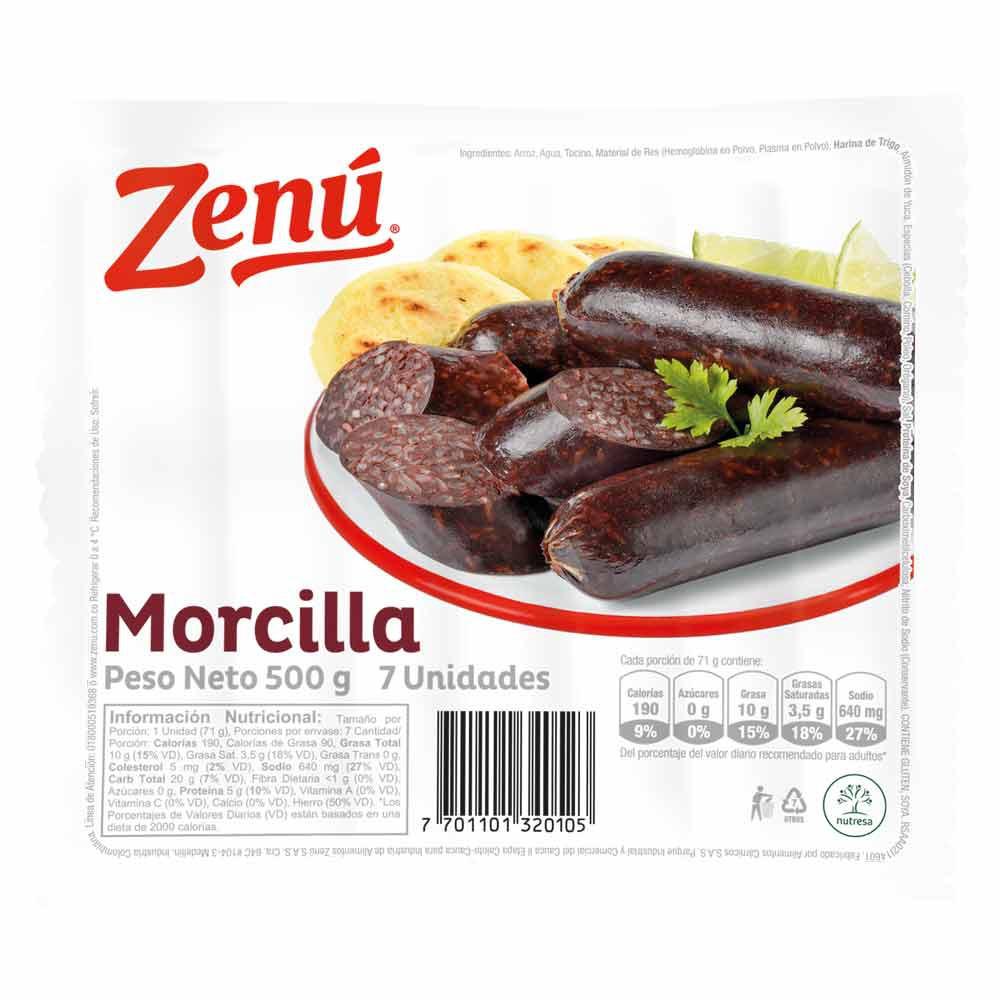 Morcilla Zenú