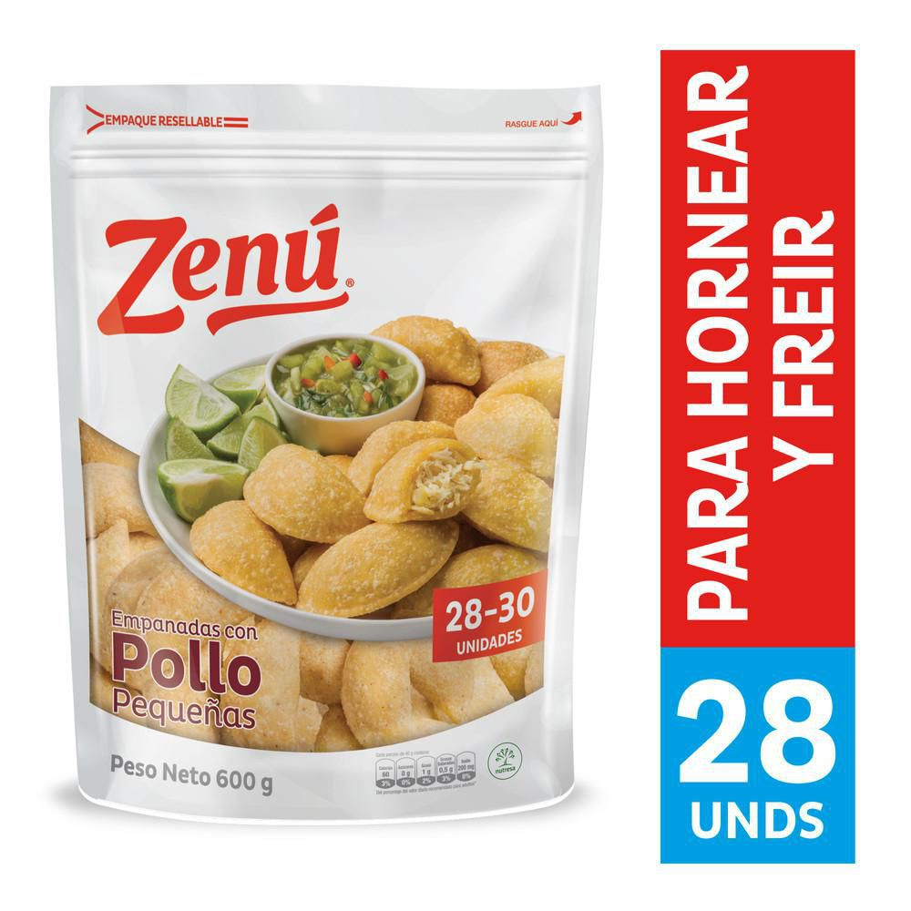 Empanadas de Pollo Zenú