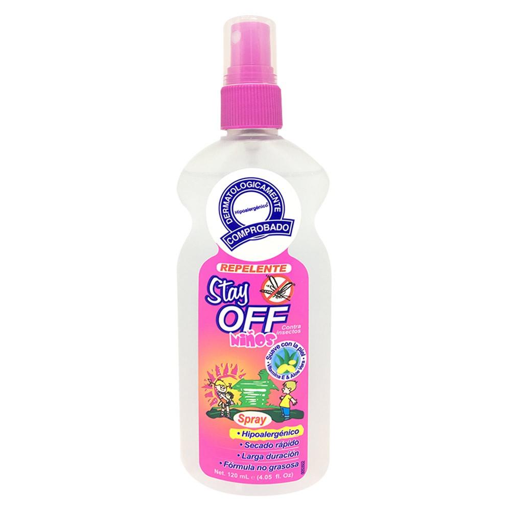 Repelente para insecticida para niños x 120ml