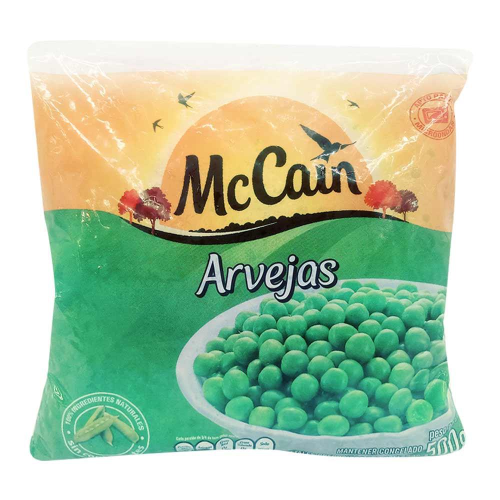 Arvejas congelada McCain