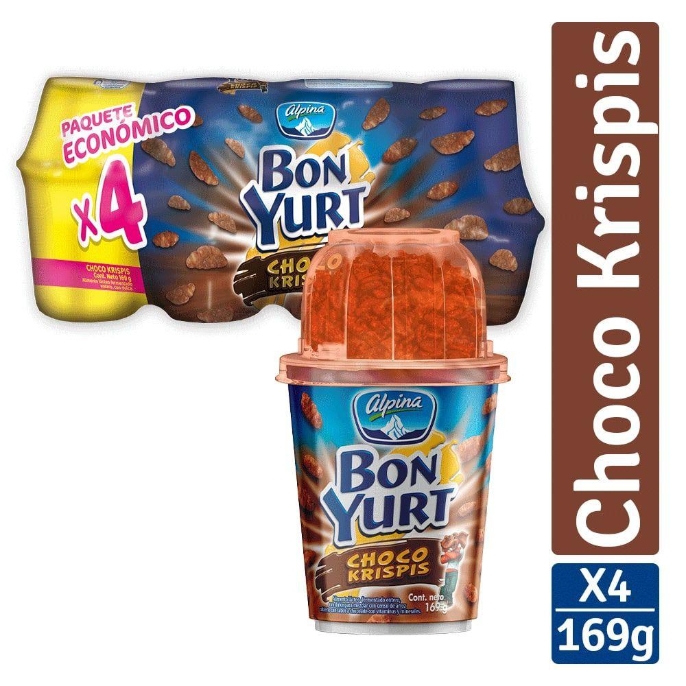 Bonyurt Chocokrispis Pack