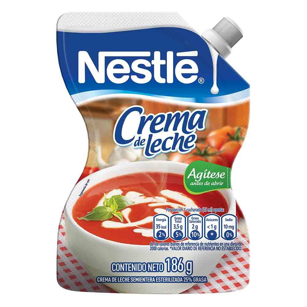 Crema de Leche Nestlé Doypack