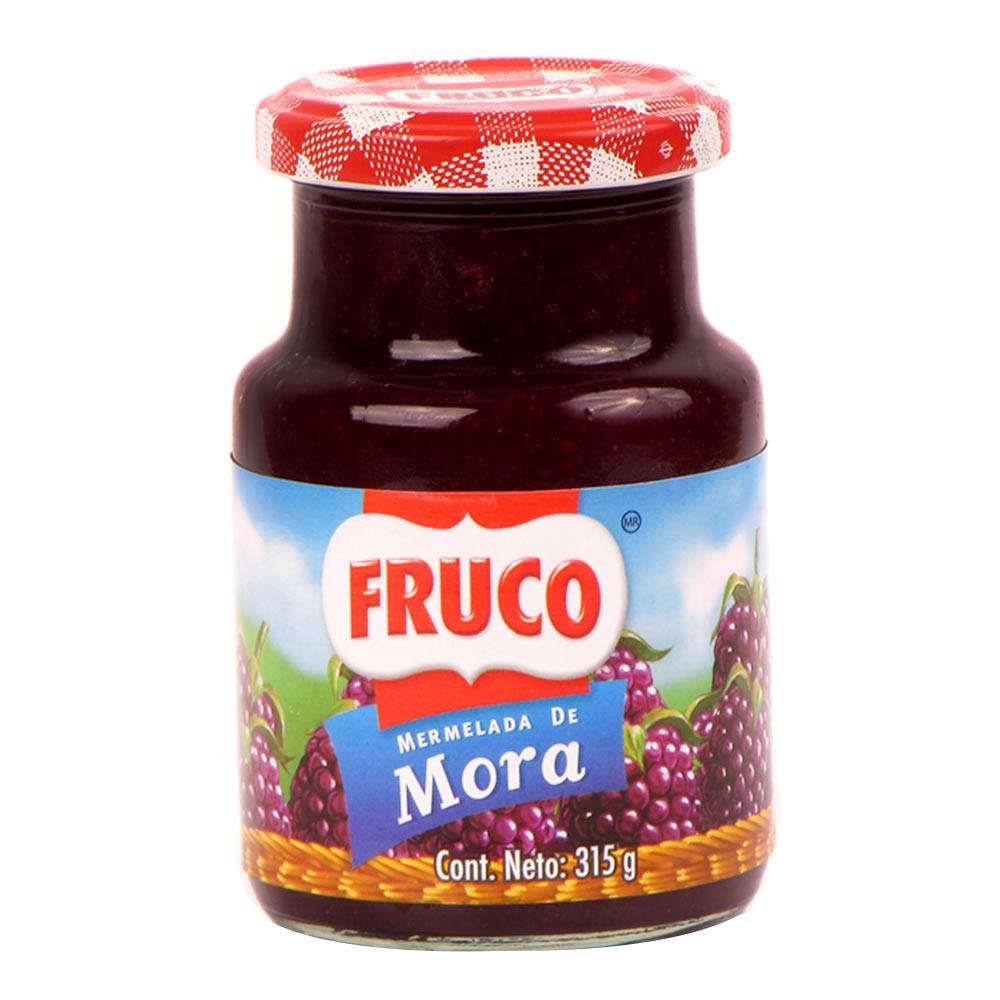 Mermelada De Mora Fruco x 315 g