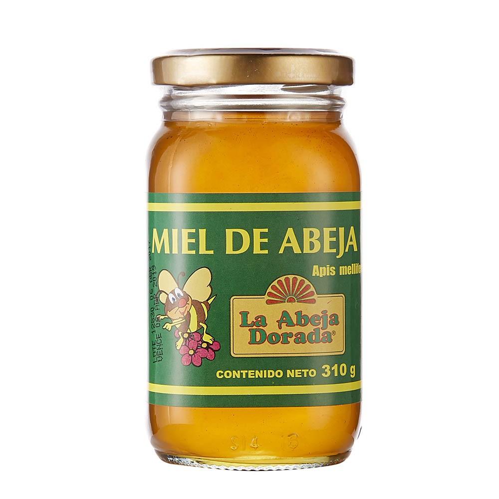 Miel de abeja apis mellefera la abeja dorada