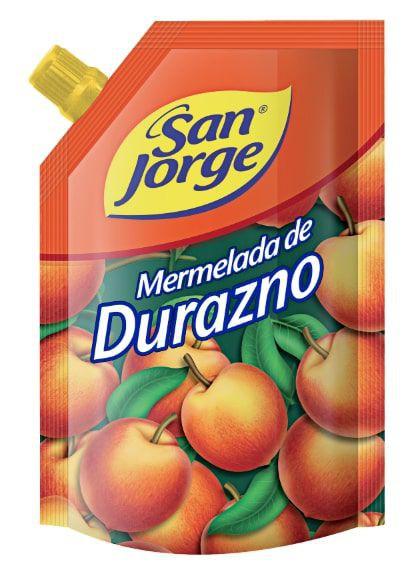 Mermelada San Jorge Sabor Durazno