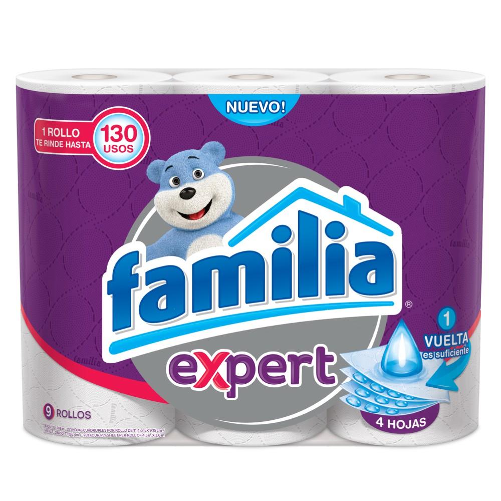 Papel higiénico expert