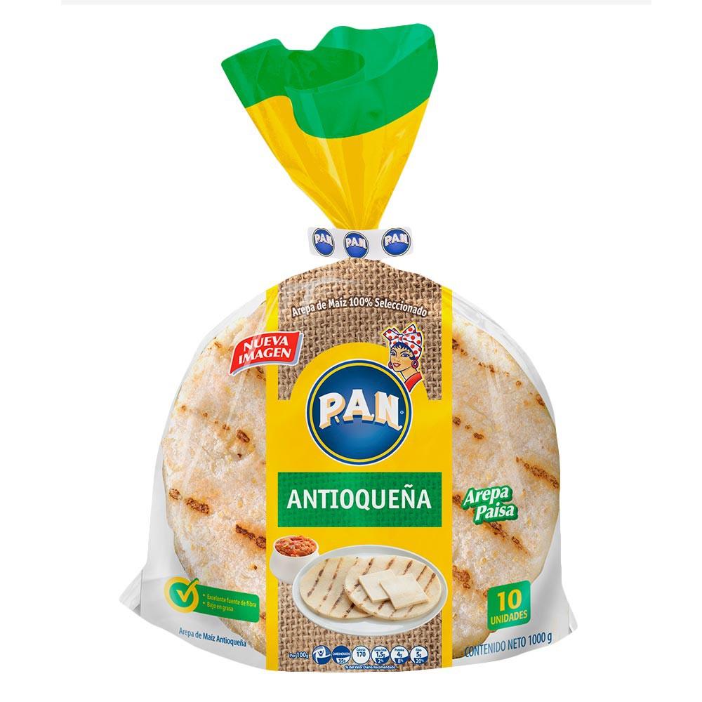 Arepa PAN Antioqueña
