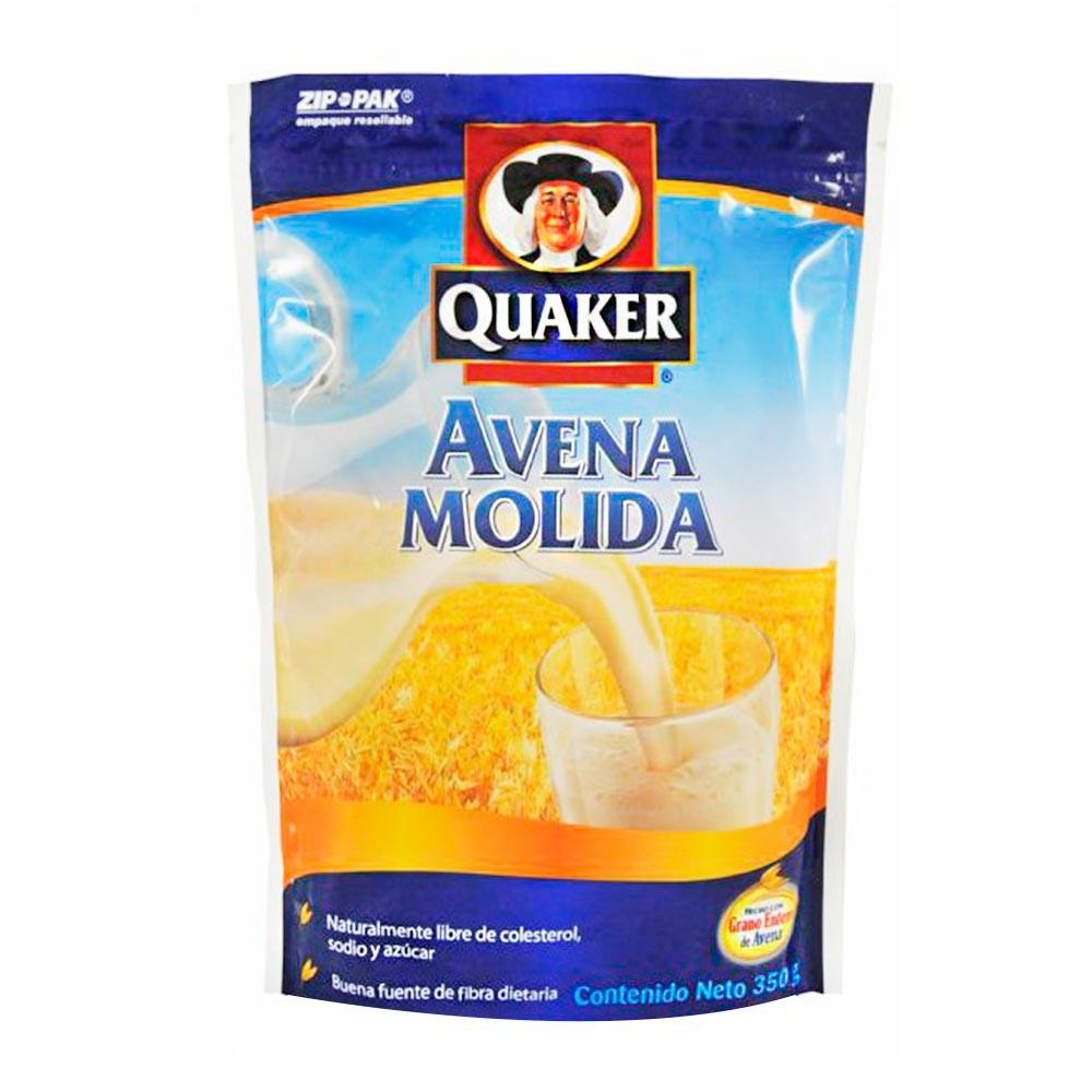 Avena Quaker Molida Doypack