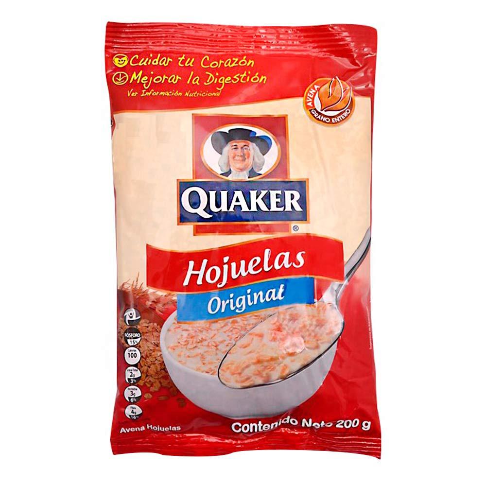 Avena Quaker Hojuela Doypack