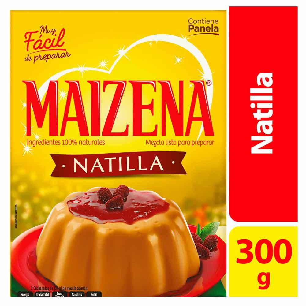 Mezcla para Natilla Maizena
