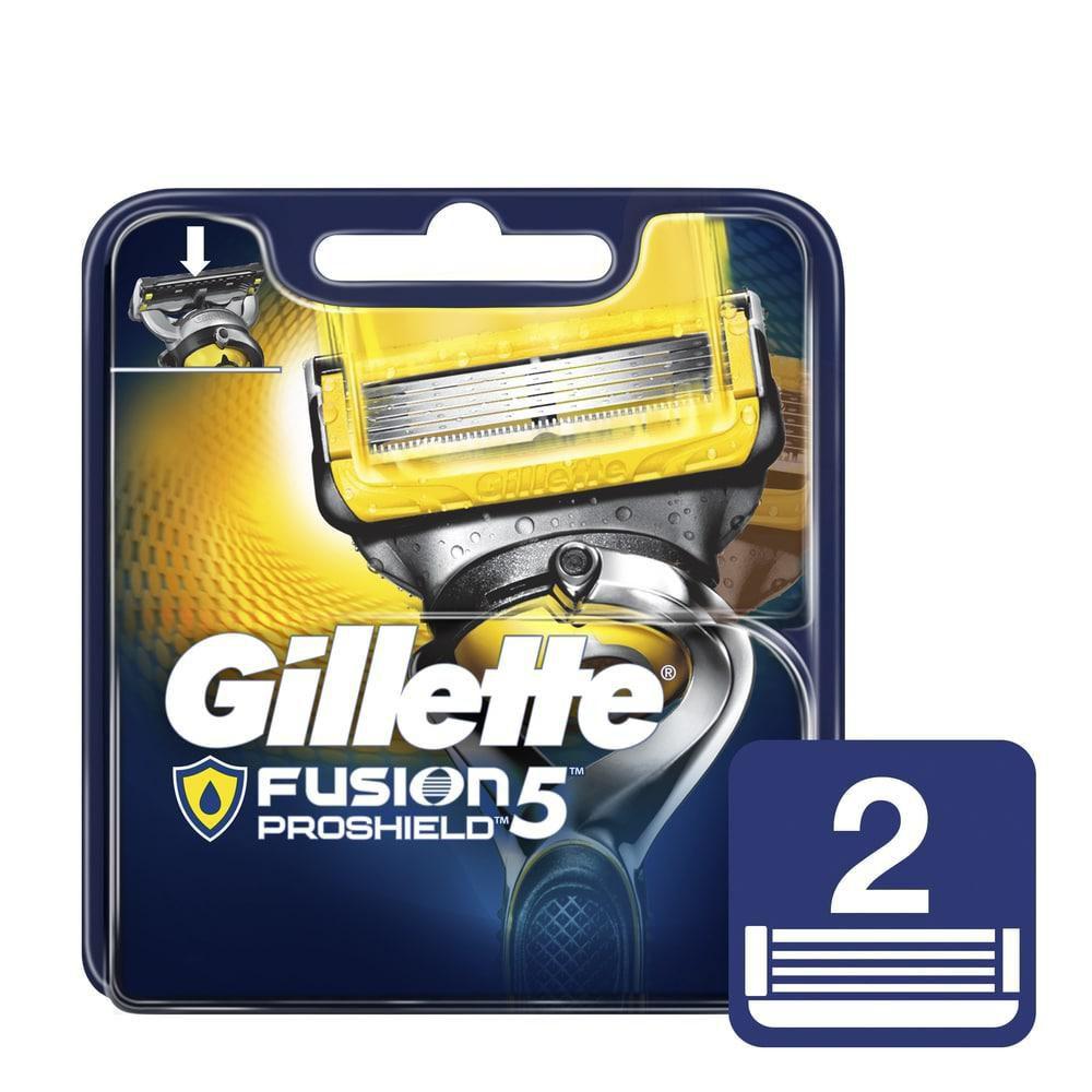 Repuestos para afeitar fusion5
