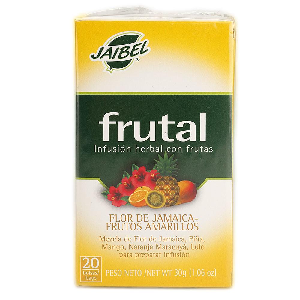 Aromática Jaibel Exubera Frutos Amarillos