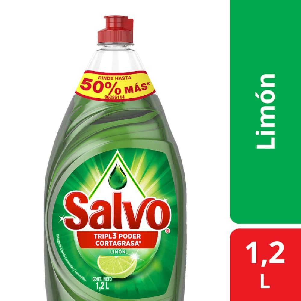 Lavaplatos líquido limón