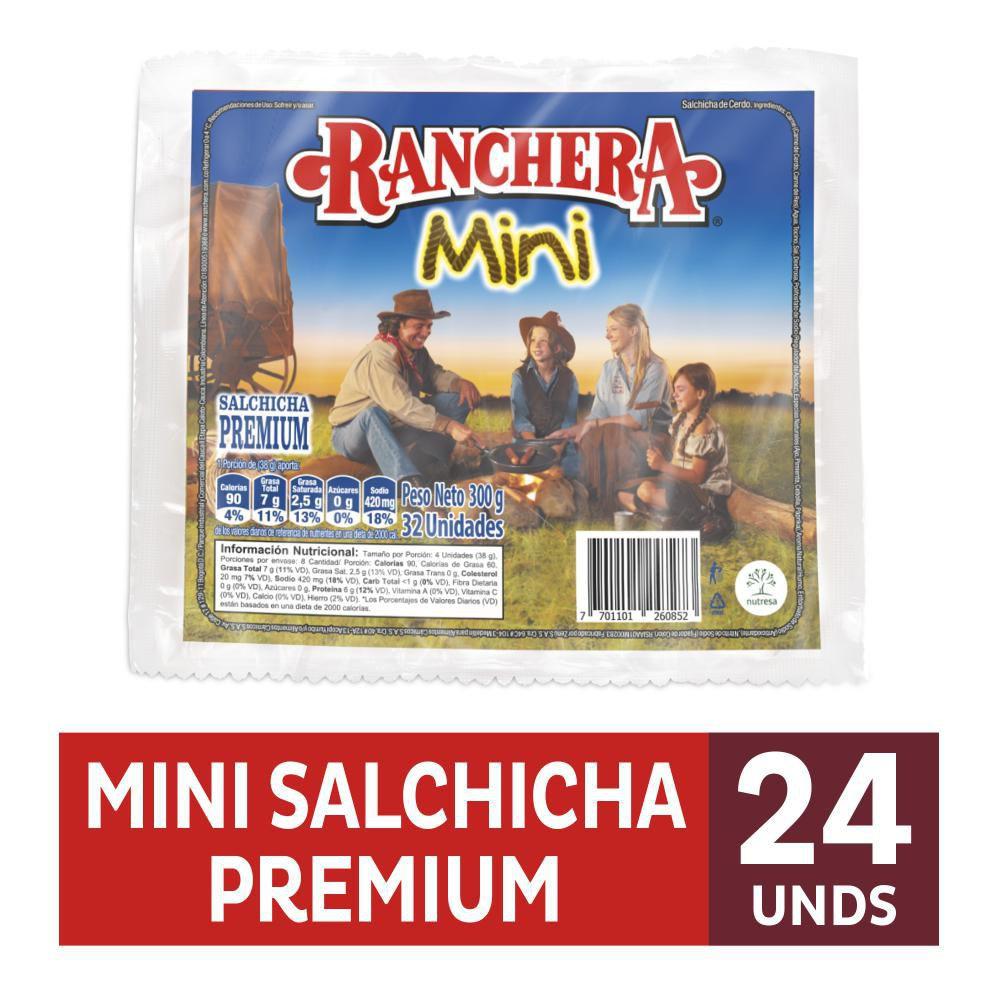 Salchicha Ranchera Mini