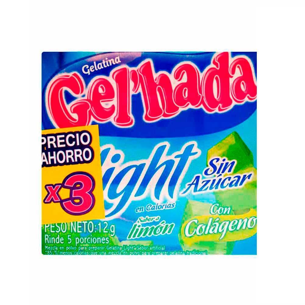 Gelatina gel'Hada Light