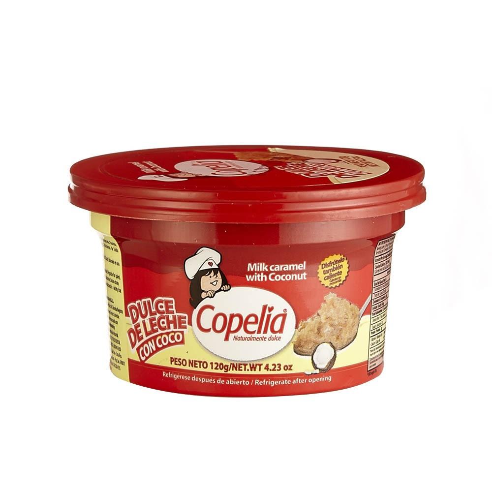 Dulce leche Coco Copelia x 120 g