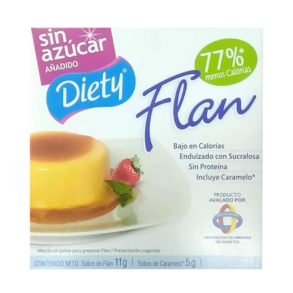Flan Diety