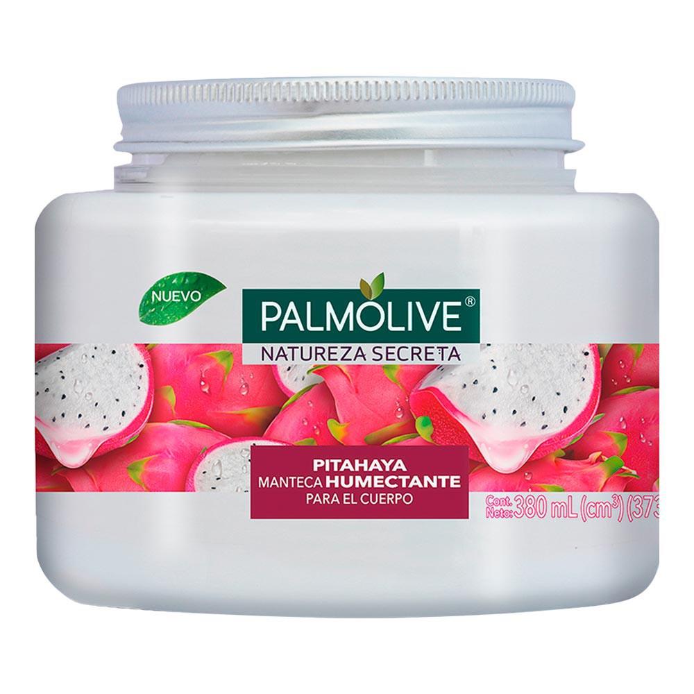 Manteca humectante Palmolive pitahaya x 380ml