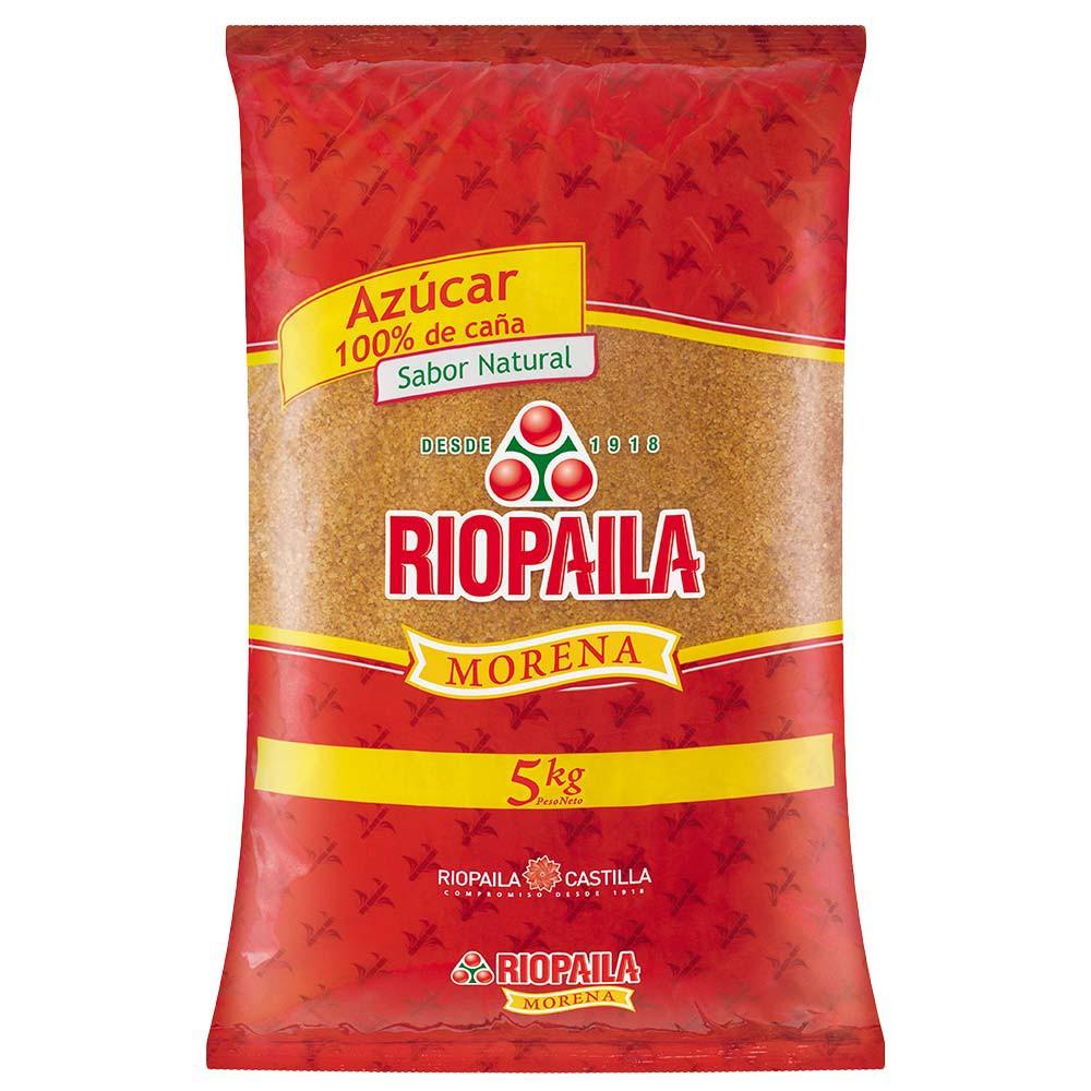 Azúcar morena Riopaila x 5000g