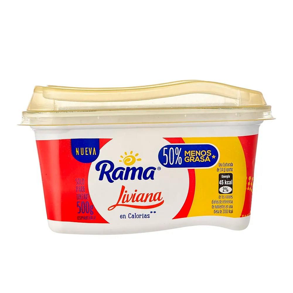 Margarina liviana Rama