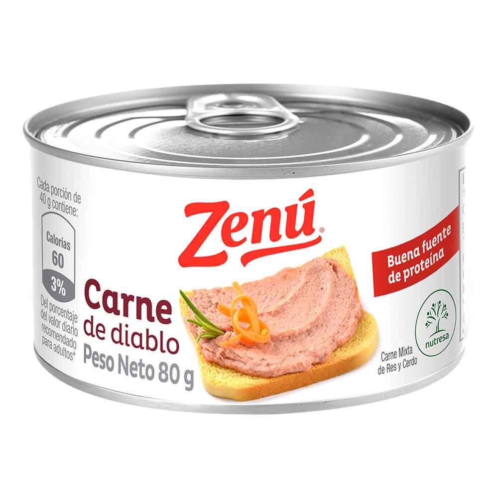 Carne de Diablo Zenú