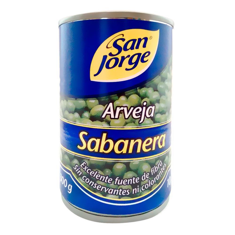 Arveja San Jorge Sabanera