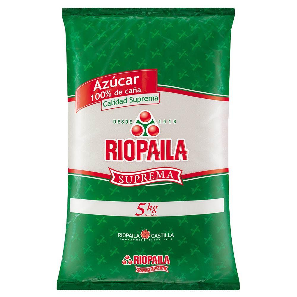 Azúcar blanco Riopaila