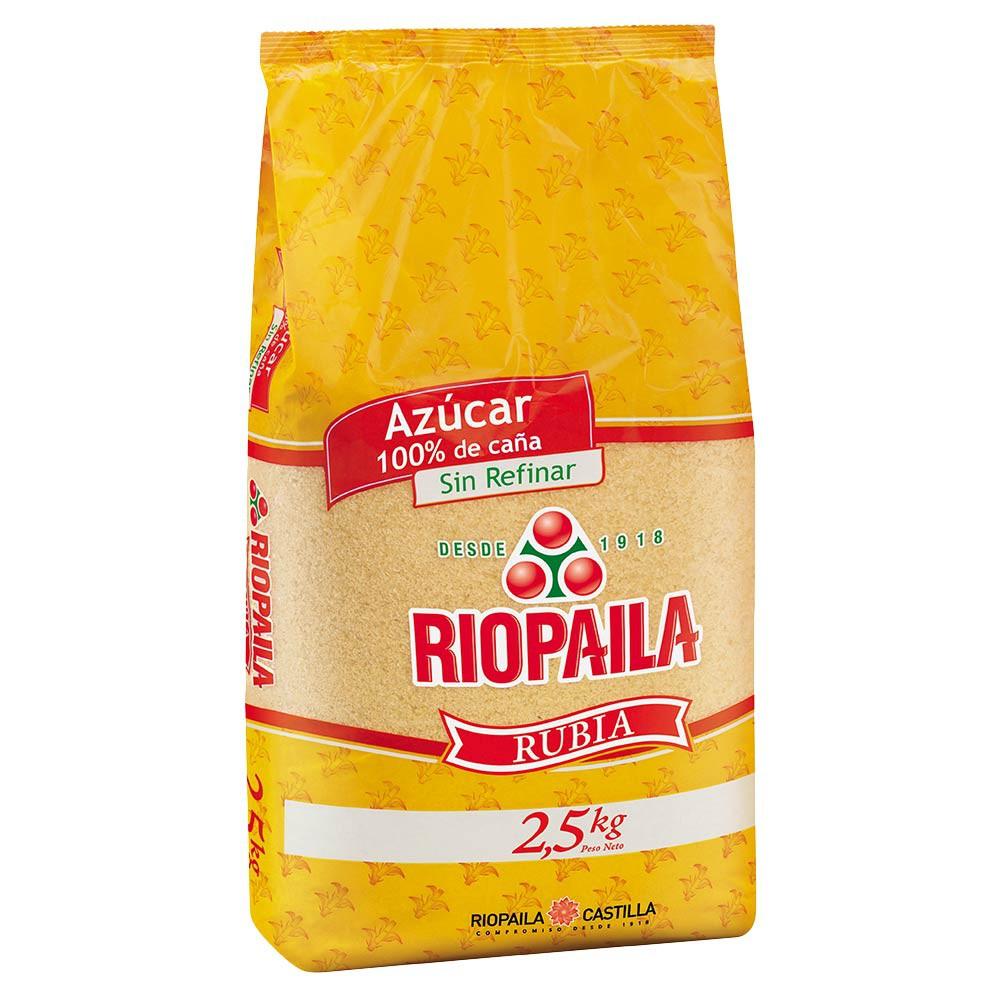 Azúcar rubia Riopaila